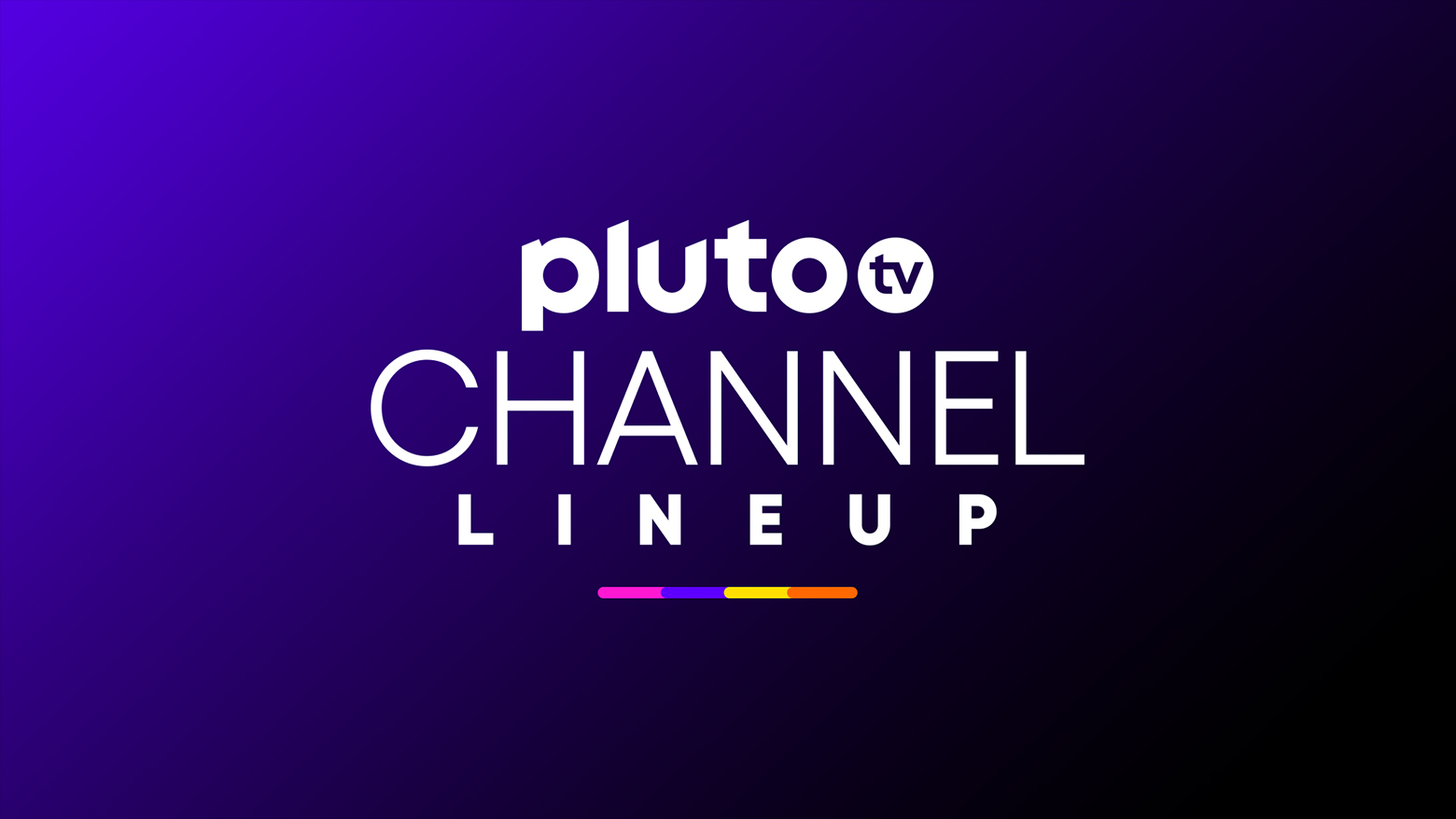 image about Spectrum Channel Lineup Printable identify Pluto Tv set