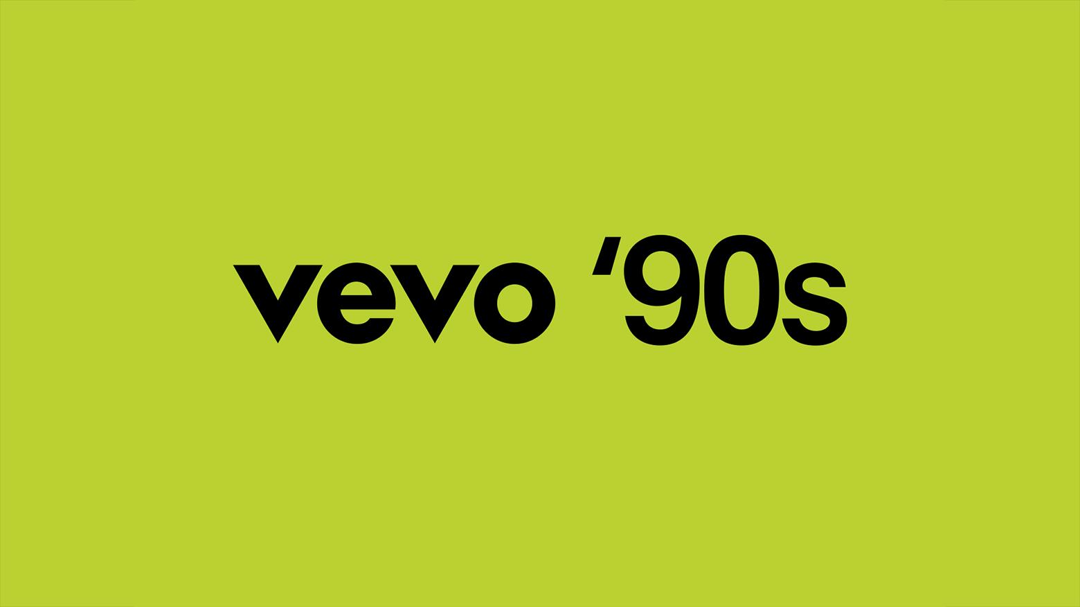 Pluto TV VEVO 90's
