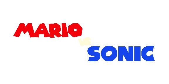 Mario vs. Sonic