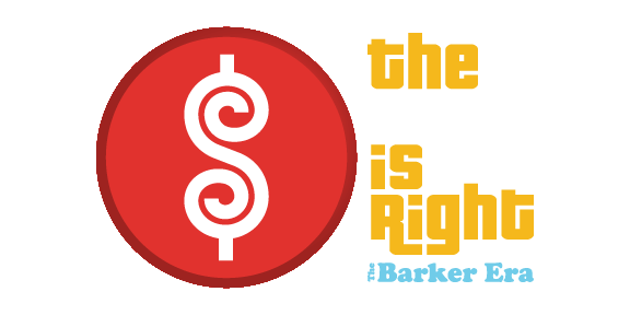 The Price Is Right: The Barker Era