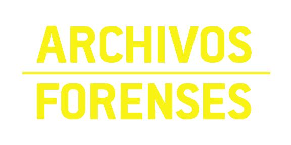 Archivos Forenses